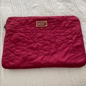 Marc by Marc Jacobs Quilted Laptop Case Sleeve